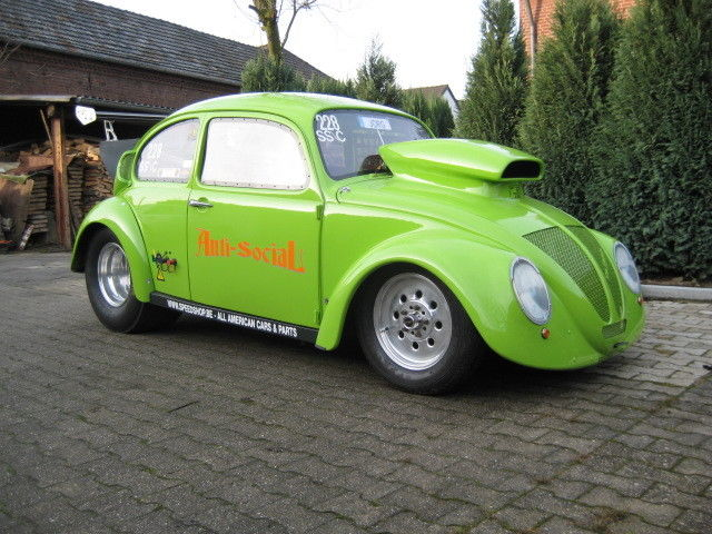 1969 Vw Beetle V8 Dragster For Sale
