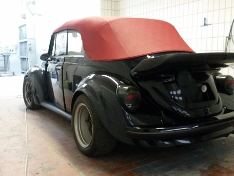 1973 VW Beetle Cabrio Tuning Porsche 911 Design for sale