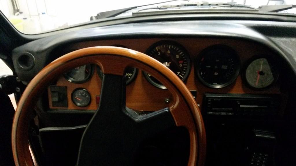 1973 VW Beetle Cabrio Tuning Porsche 911 Design