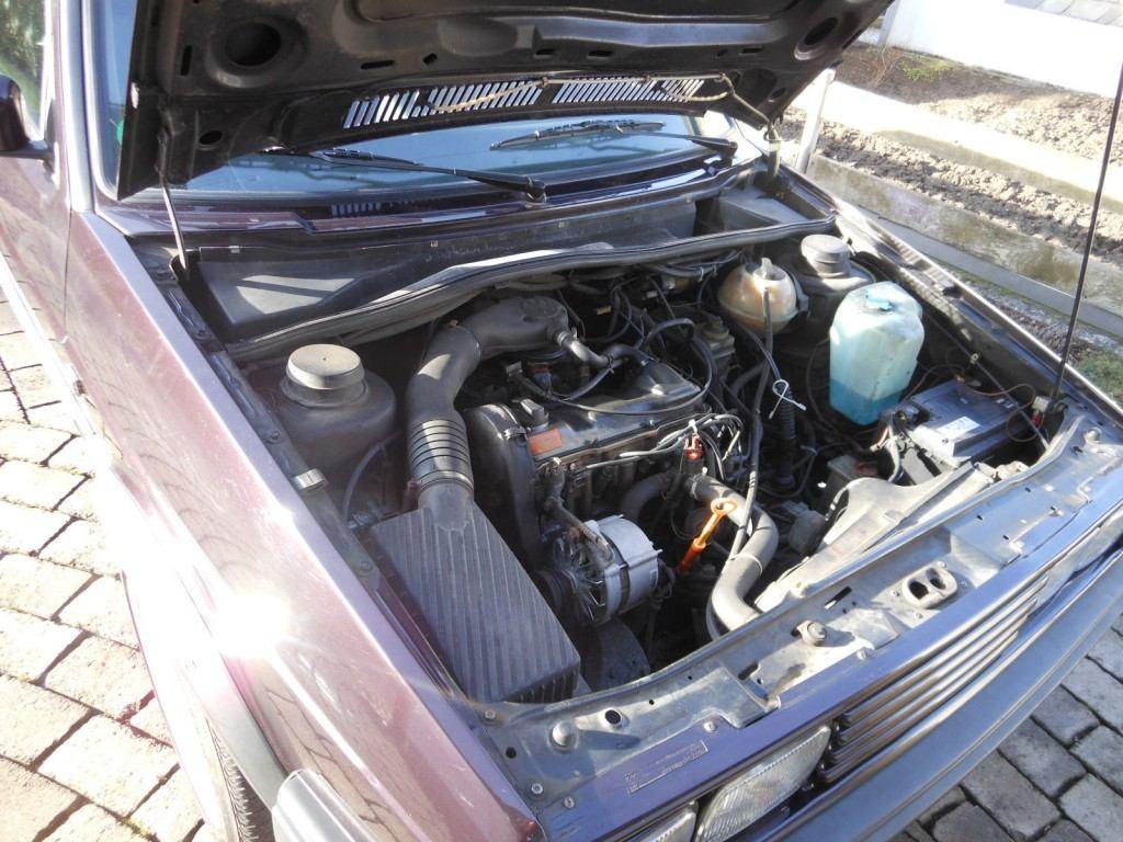 "1990 VW Golf 2 ""Sondermodell Moda"" Tuning"