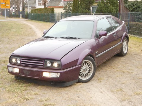 1993 VW Corrado 16 V 2,0 Tuning for sale