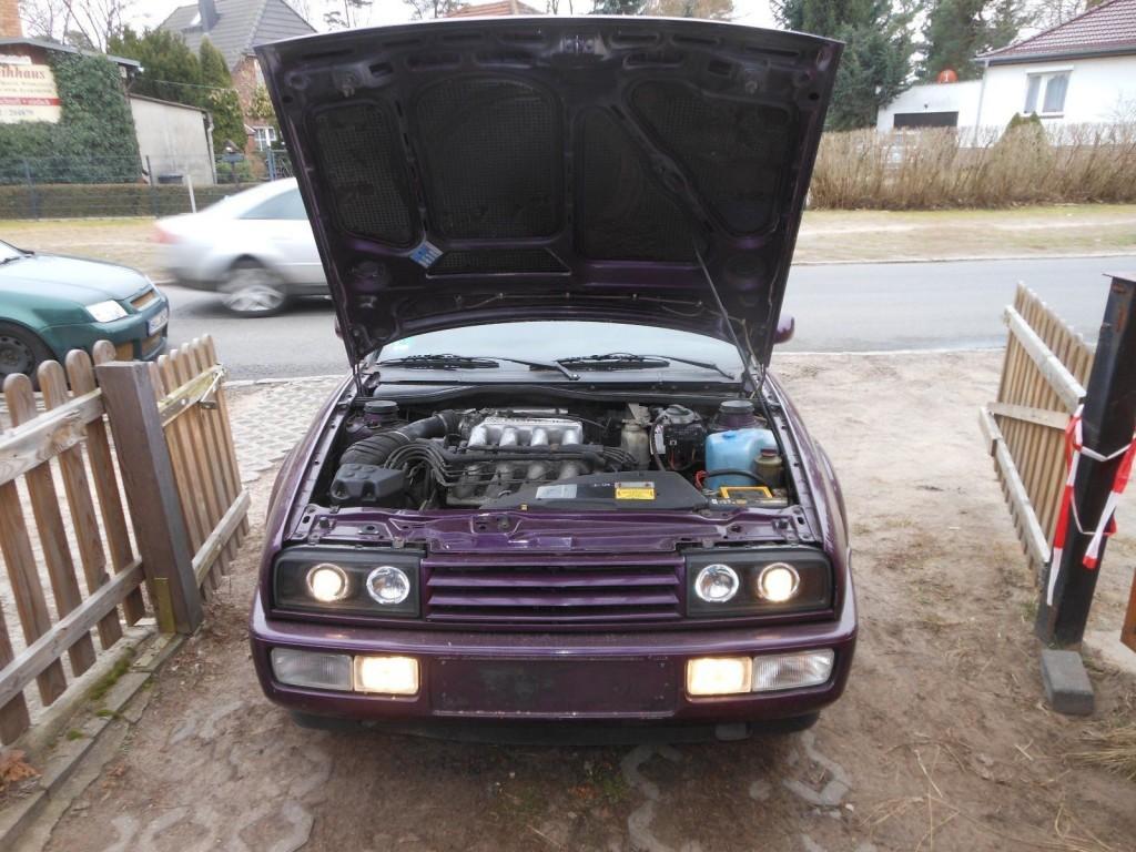 1993 VW Corrado 16 V 2,0 Tuning