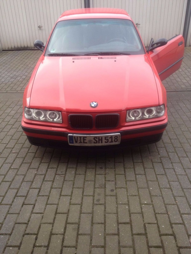 1996 BMW 318 is tuning