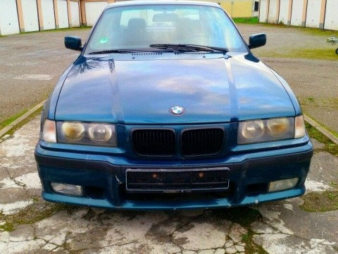 1996 BMW E36 Coupe M Paket for sale