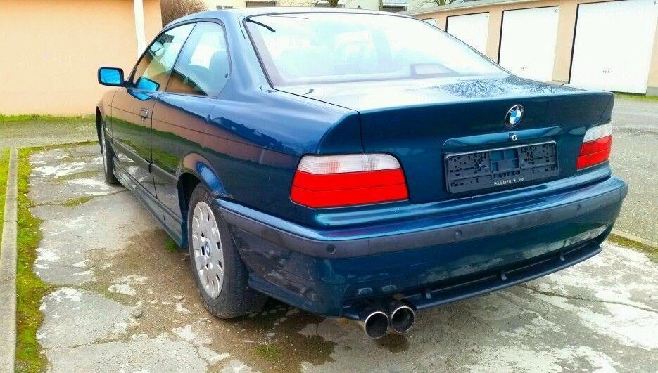 1996 BMW E36 Coupe M Paket