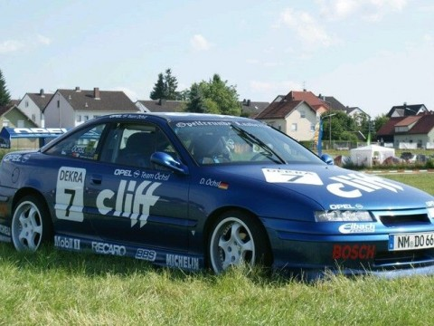 1997 Opel Calibra 16v tuning for sale