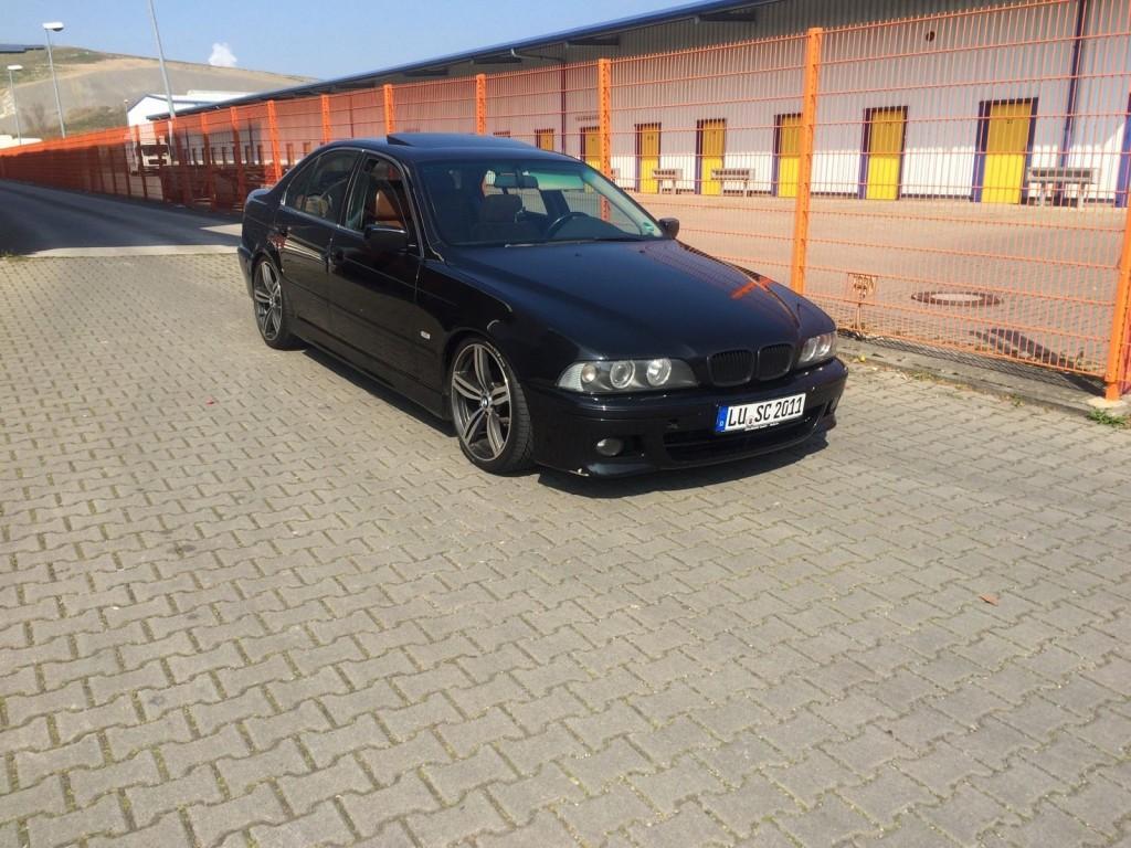 1998 BMW 523i Tuning