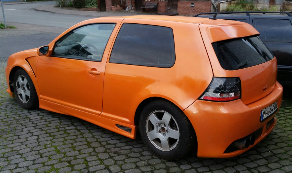 Hellcat Charger For Sale >> 1999 Volkswagen Golf 4 Tuning for sale