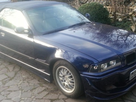 BMW 320i E36 Cabrio Tuning for sale