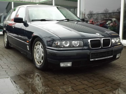 BMW 320i Touring Tuning for sale