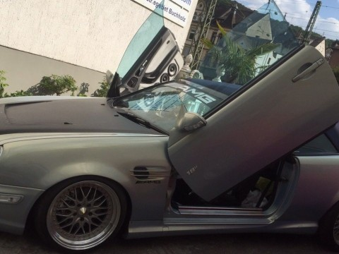 Mercedes Benz CLK 230 Kompressor Cabrio Showcar for sale