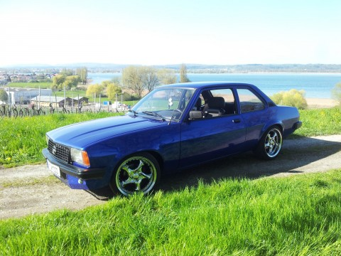 Opel Ascona B 3.0 Tuning for sale