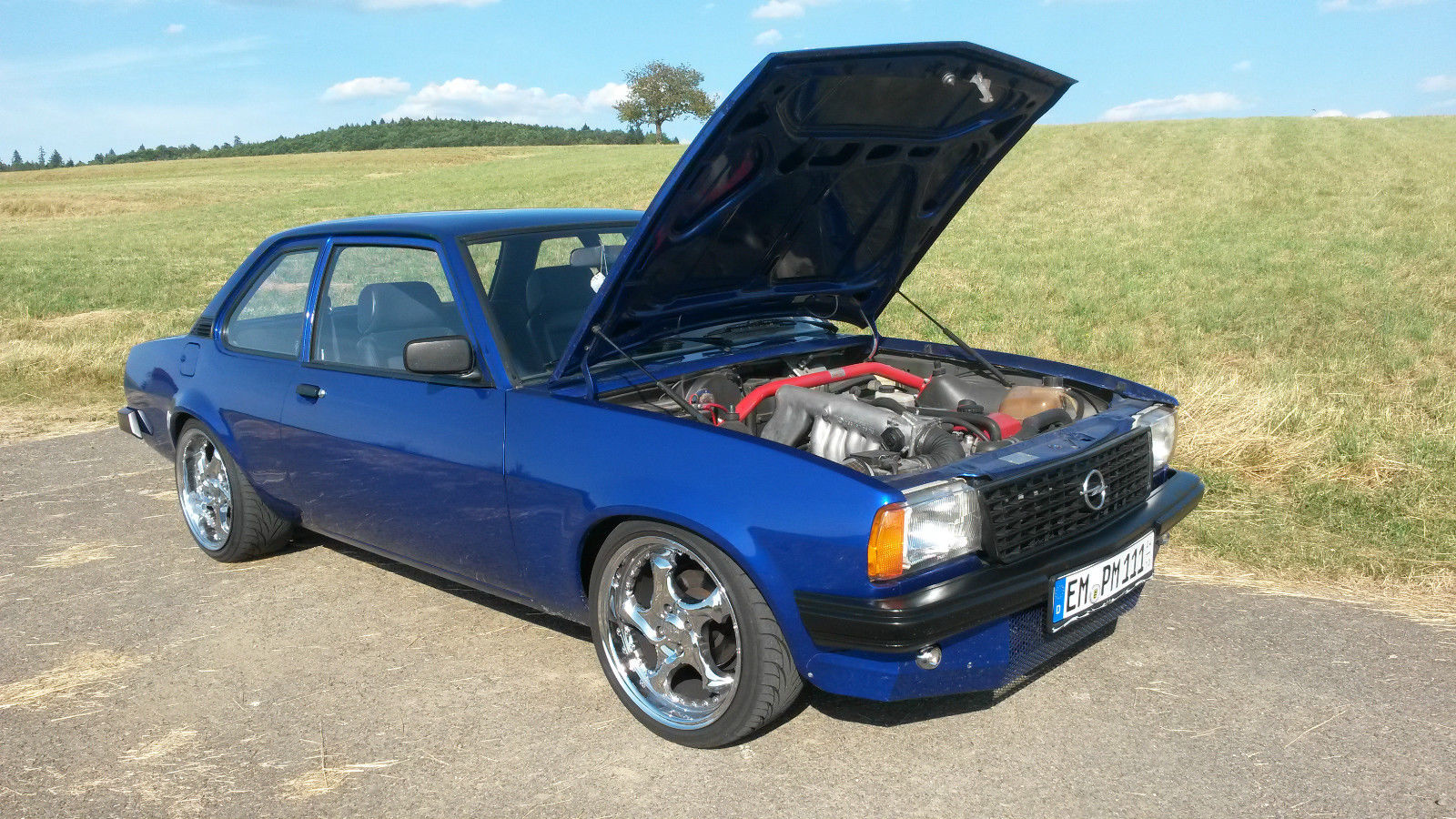 Opel Ascona B 3 0 Tuning For Sale