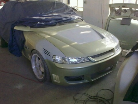 Opel Vectra b with 170 hp for sale