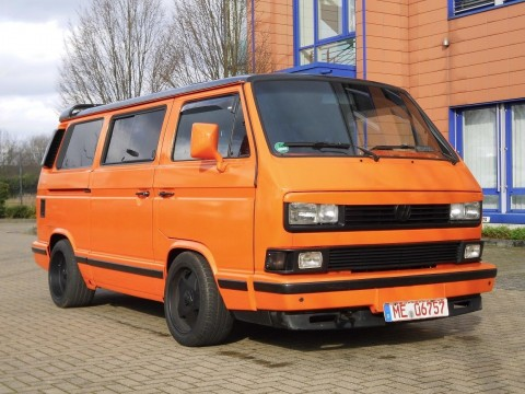 VW T3 Bus Multivan Syncro 4WD 2,8 L V6 AUDI Motor for sale