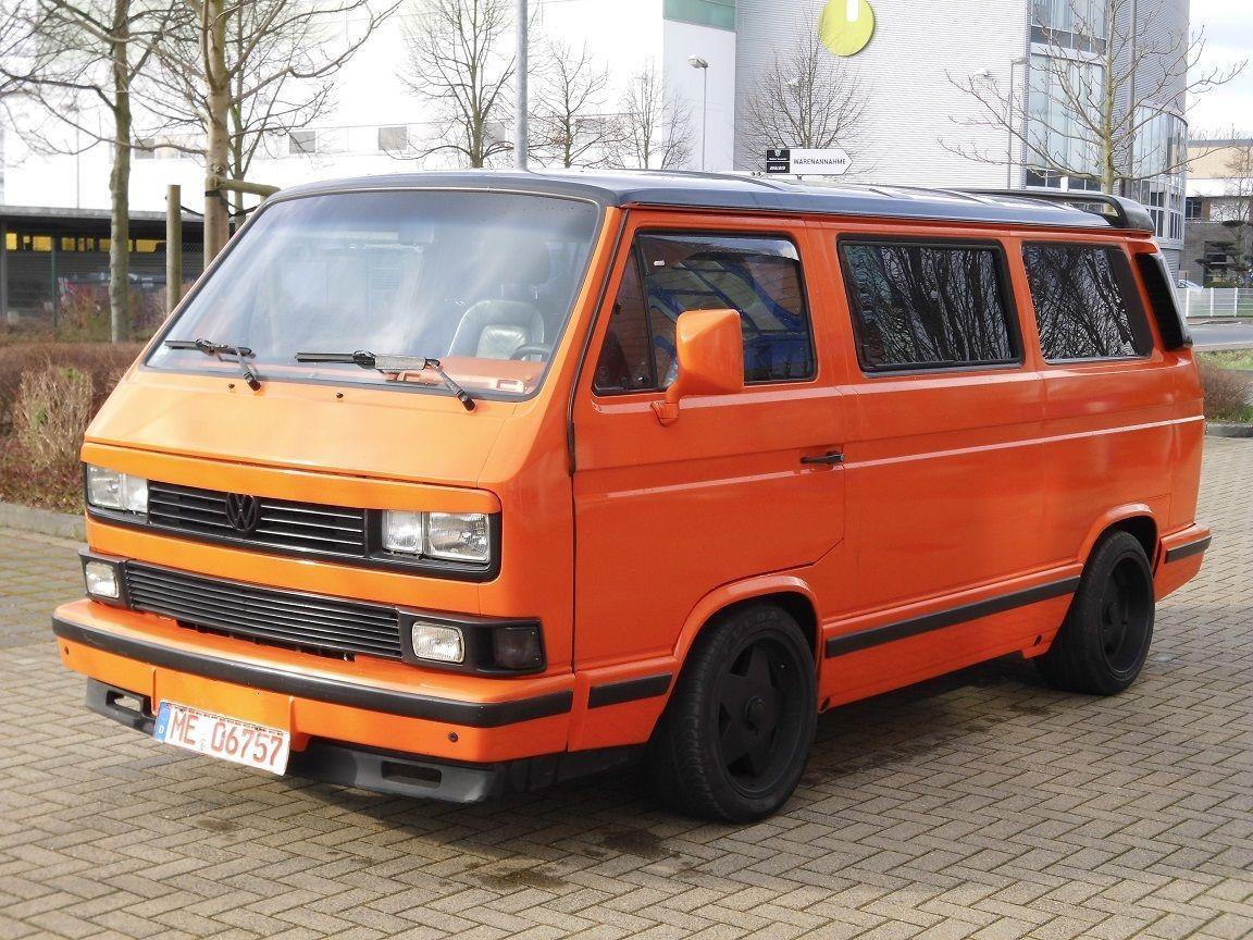 Vw T3 Bus Multivan Syncro 4wd 2 8 L V6 Audi Motor For Sale