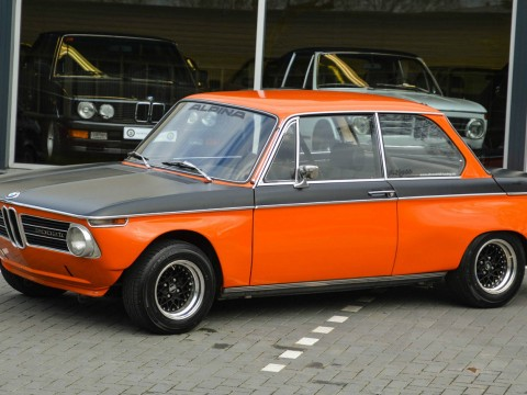 1972 BMW 2002 Alpina for sale