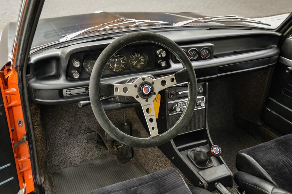 1972 BMW 2002 Alpina