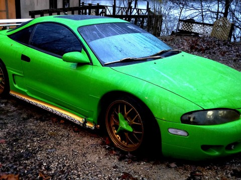 1995 Mitsubishi Eclipse Custom for sale