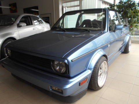 1995 Volkswagen Golf Cabrio 1.8 Tuning Car for sale