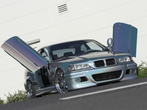 1997 BMW E 36 Coupe 323i Hamann Motor Showcar for sale