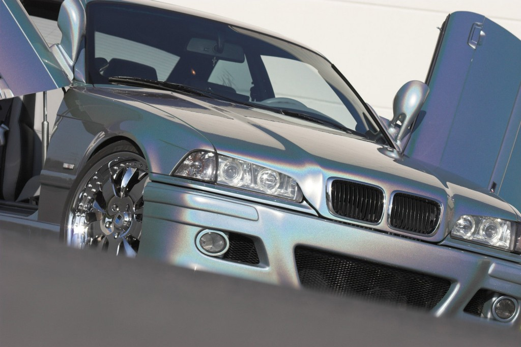 1997 BMW E 36 Coupe 323i Hamann Motor Showcar