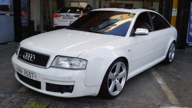 2004 Audi RS6 RS6 MTM