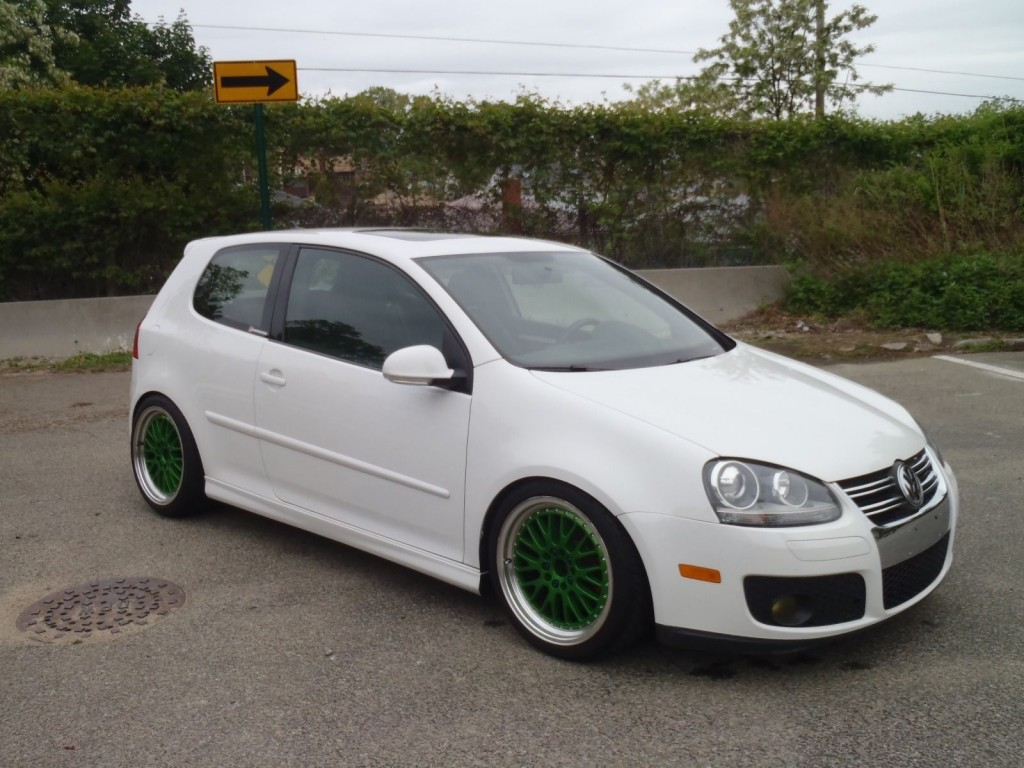 2008 Volkswagen Golf Gti 2 0 Turbo Unitronic Tune For Sale