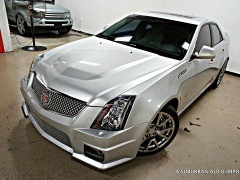2009 Cadillac CTS SUPERCHARGED for sale