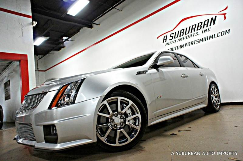 Cadillac Cts Supercharged For Sale on 2006 Cadillac Cts Performance Upgrades