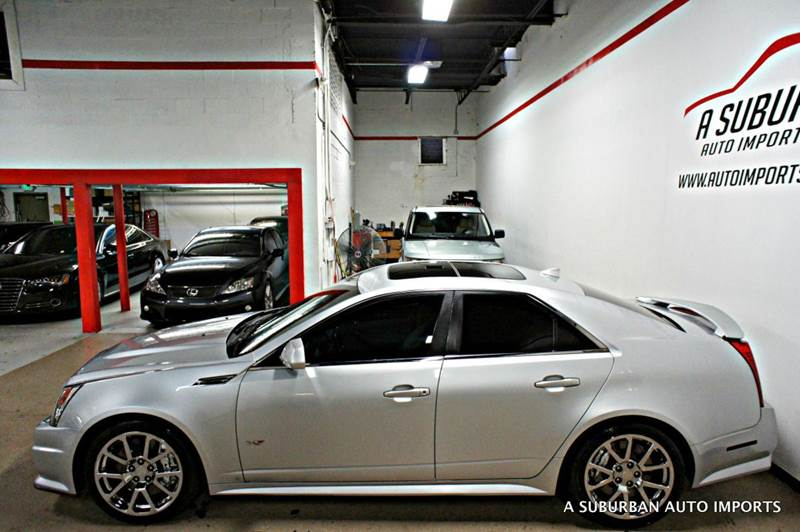 2009 Cadillac CTS SUPERCHARGED