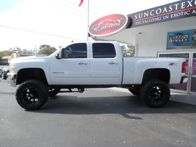 2009 chevrolet silverado 2500 4wd crew cab duramax tune for sale. Black Bedroom Furniture Sets. Home Design Ideas