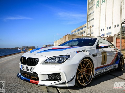 2011 BMW 650i Coupe 6er/f13, M6 GT3 Widebody, 21″ Rennen Forged Uvm… 500ps / 720NM for sale