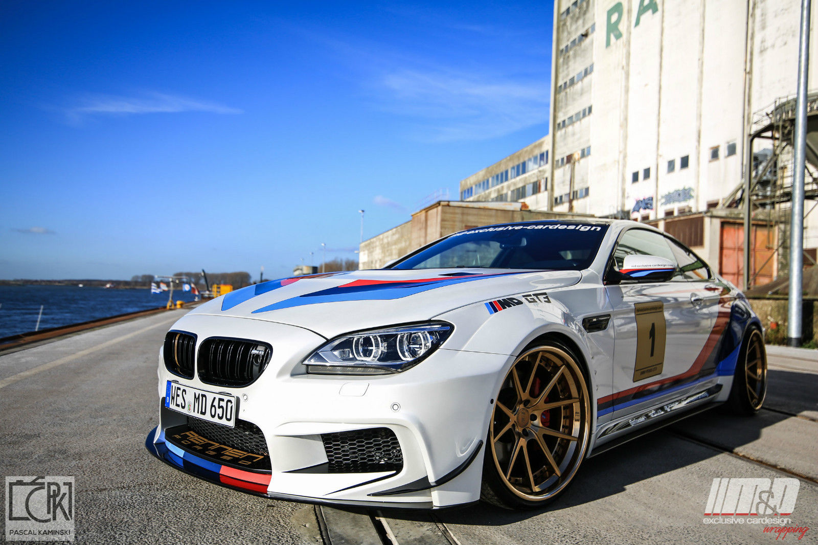 2011 Bmw 650i Coupe 6er F13 M6 Gt3 Widebody 21 Rennen