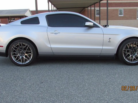 2012 Ford Mustang Shelby GT500 Recaro Kenne Bell 2.8lc ARH John Lund Tuned for sale