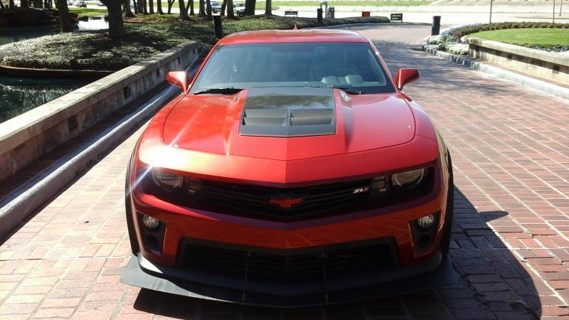 2013 Chevrolet Camaro Zl1 Performance Edition Custom Tuned