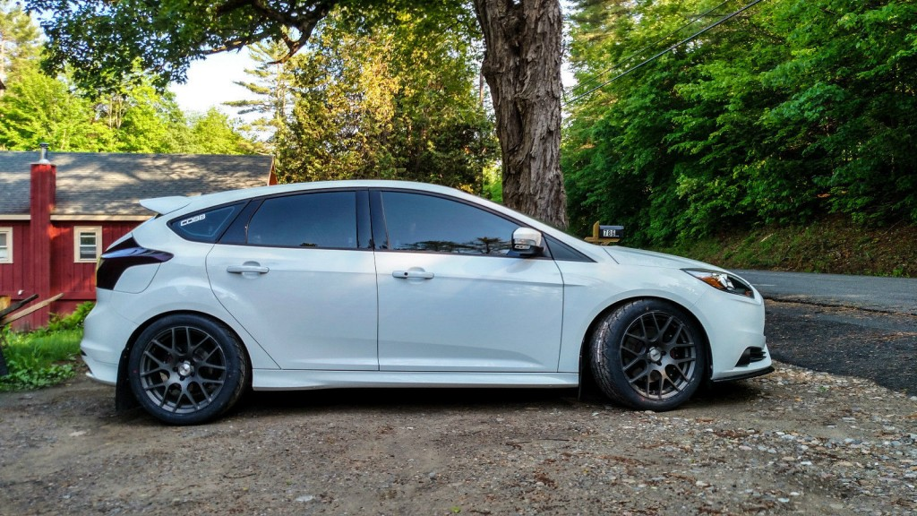 2013 Ford Focus ST (tuned by Panda Motorworks)