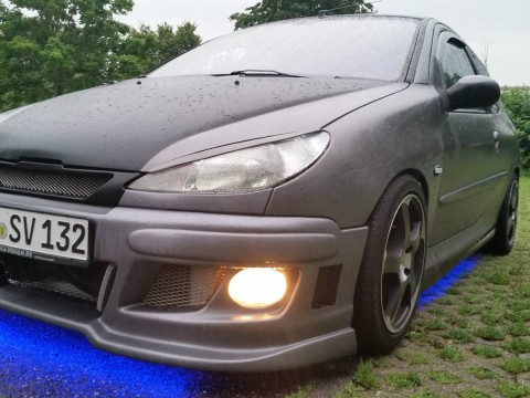 Peugeot 206 tuning for sale