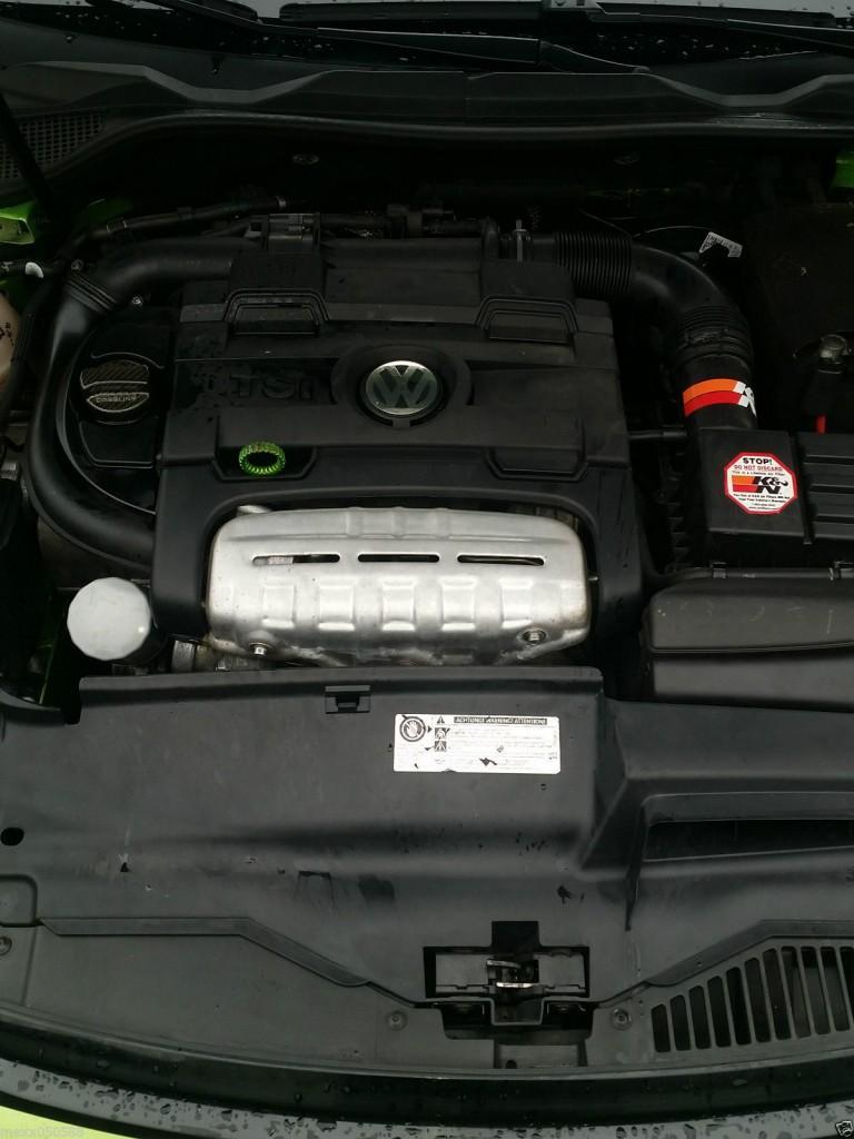 VW Sciirocco 1,4 TSI Sport Tuningcar