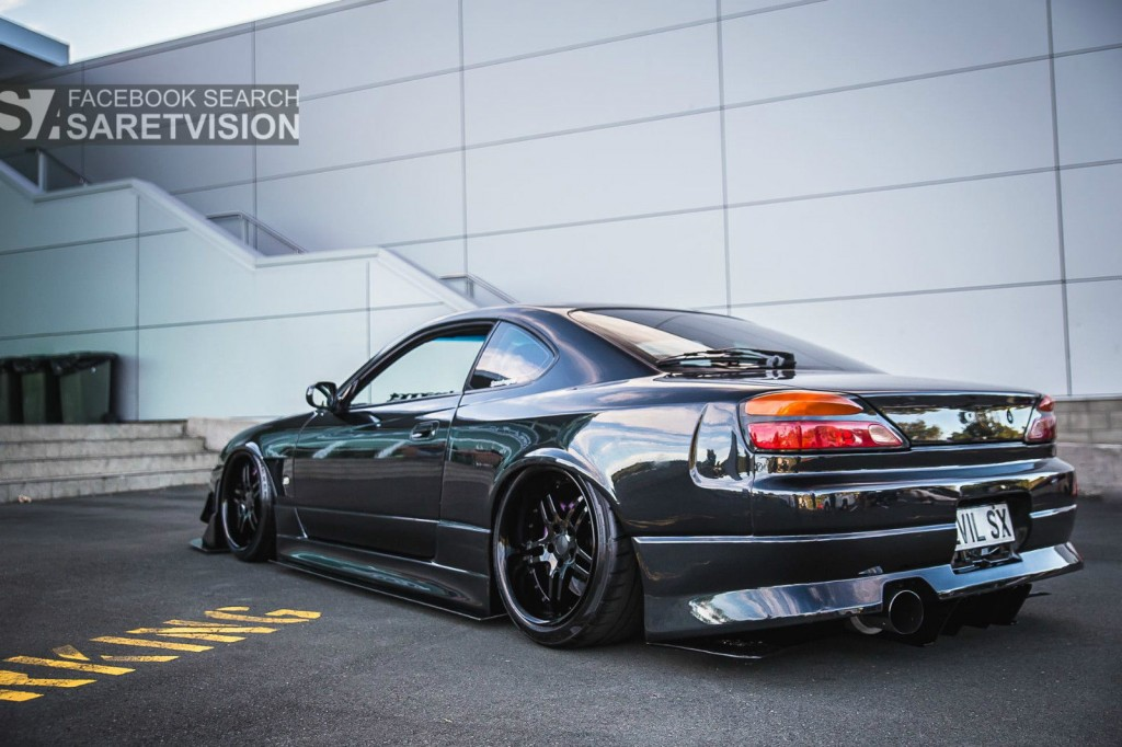 1980 Nissan Silvia 200SX S15 Widebody