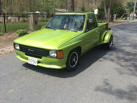 1984 Toyota Pickup Custom Dually for sale
