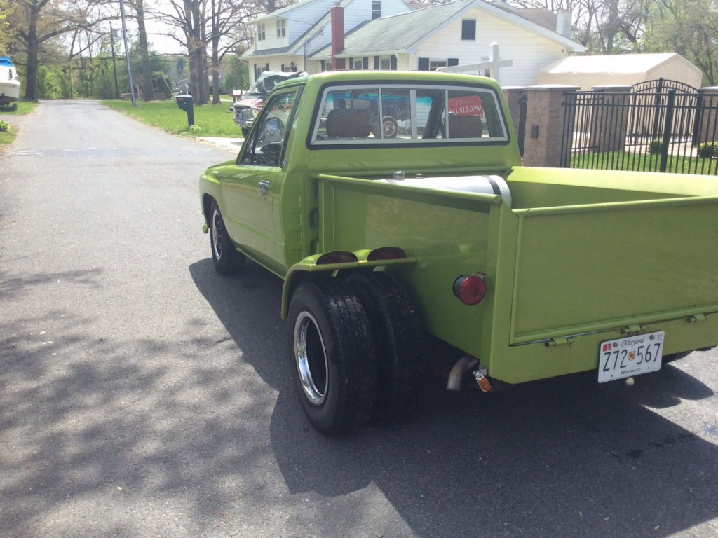 1984 Toyota Pickup Custom Dually