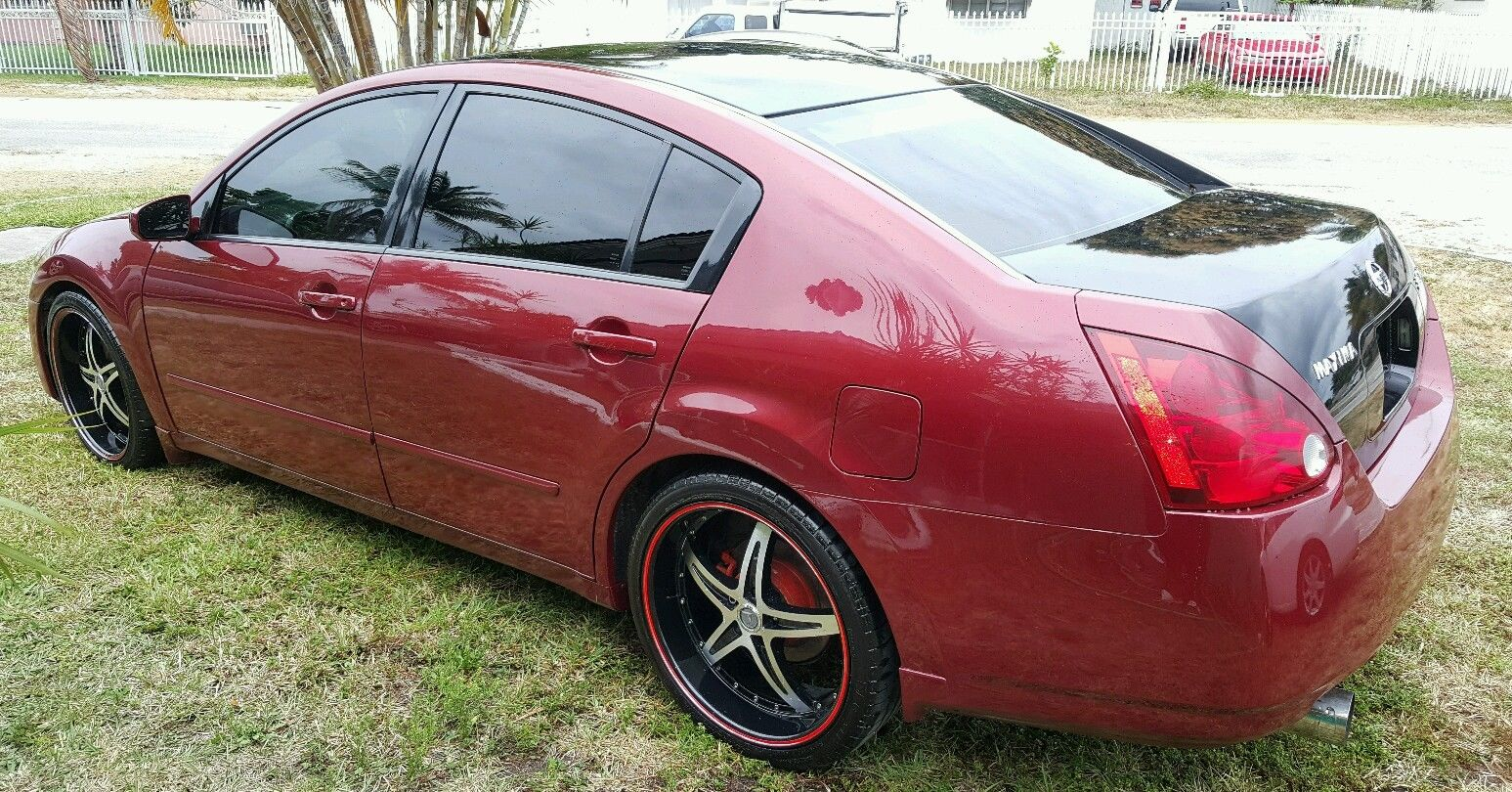 2004 Nissan Maxima Se Pinstripe Tuning For Sale