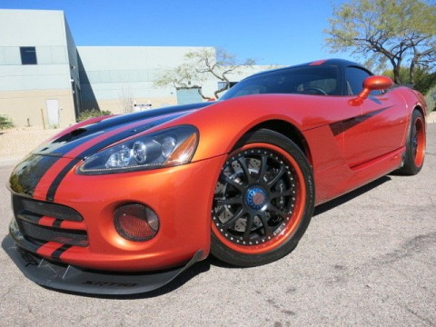 2006 Dodge Viper SRT10 Coupe GTS Custom for sale