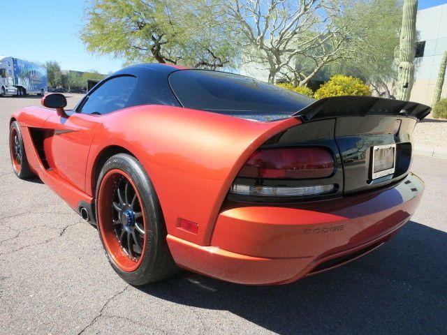 2006 Dodge Viper SRT10 Coupe GTS Custom