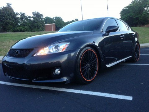 2008 Lexus IS IS F Custom Mods for sale