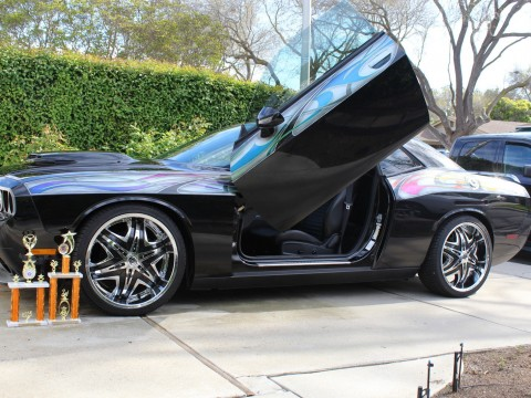2011 Dodge Challenger R/T Classic Custom Painted for sale