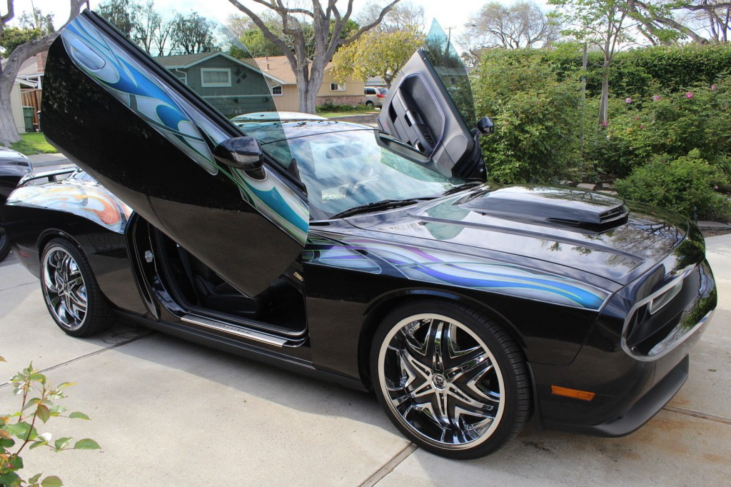 2011 Dodge Challenger R T Classic Custom Painted For Sale