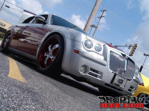 2005 Chrysler 300C Burberry Edition Former DUB Magazine car for sale