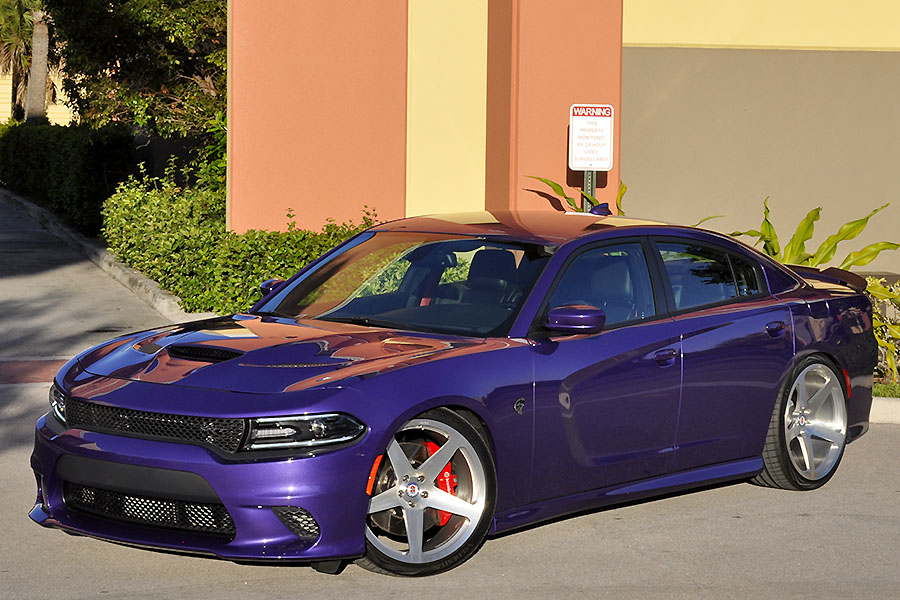 2016 Dodge Charger Srt Hellcat Tuned 800hp For Sale